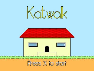 Juego Flash Katwalk
