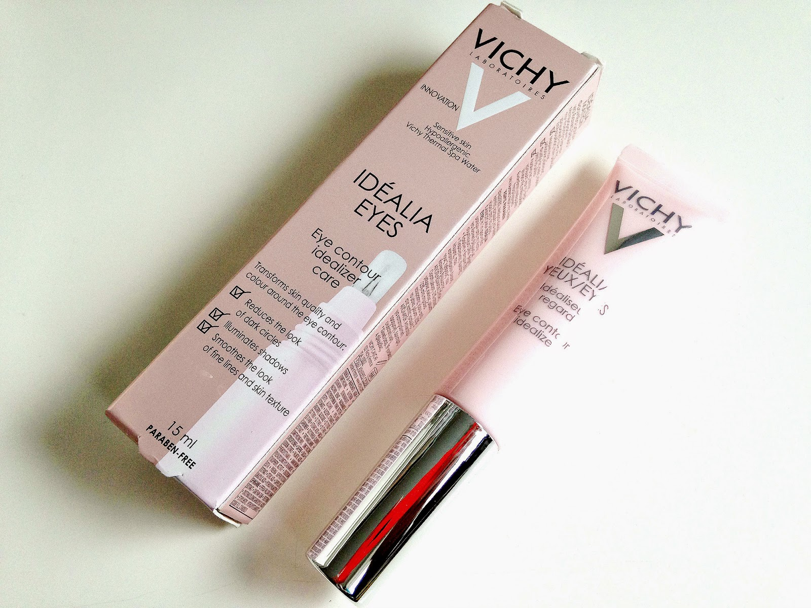 Vichy Idealia Eyes Cream Review