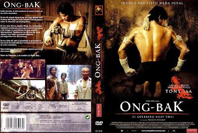 Ong Bak El Guerrero Muay Thai DVD