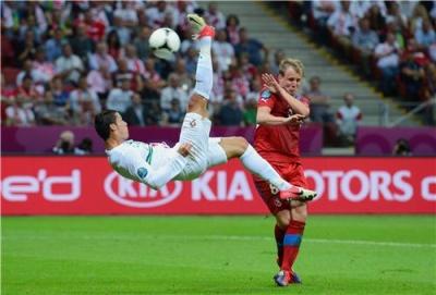 Keputusan EURO 2012 : Republik Czech 0 Portugal 1 - Portugal ke Separuh Akhir