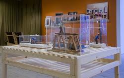 En kartläggning av mellanrummen -En Känsla av Samhörighet >>> Västerbottens Museum
