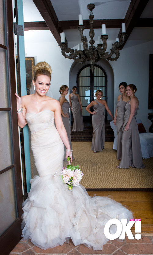 once.daily.chic: Wednesday Wedding Stalker- Hillary Duff & that ...