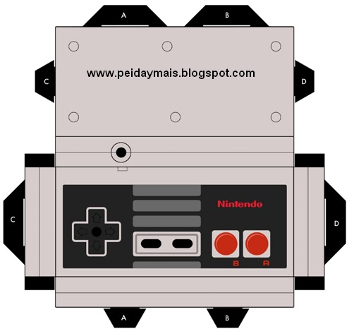 Clã PDM: Nintendo De Papel?