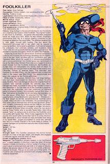 Exterminador de Tontos (ficha marvel comics)