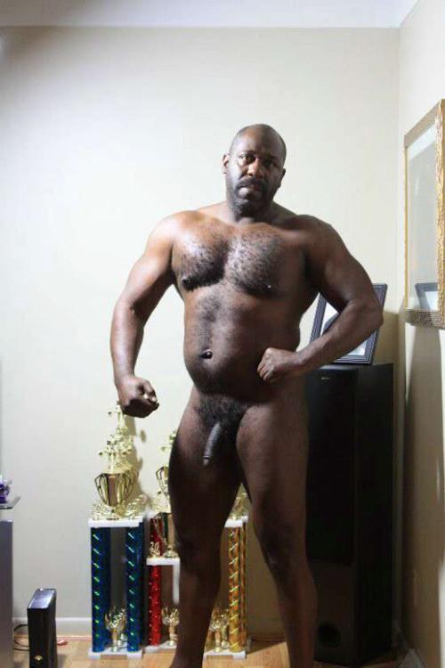 Black Mature Men Nude