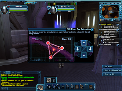 Star Trek Online - Dilithium Ore Extraction 2