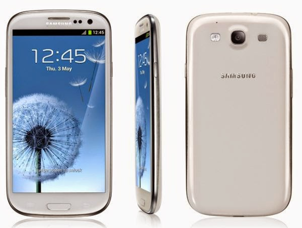 Galaxy S3 Specs and Price in India