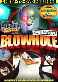 Ver Los Pinguinos de Madagascar Operacion Blowhole (2012) Online