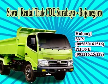 Sewa | Rental Truk CDE Surabaya - Bojonegoro