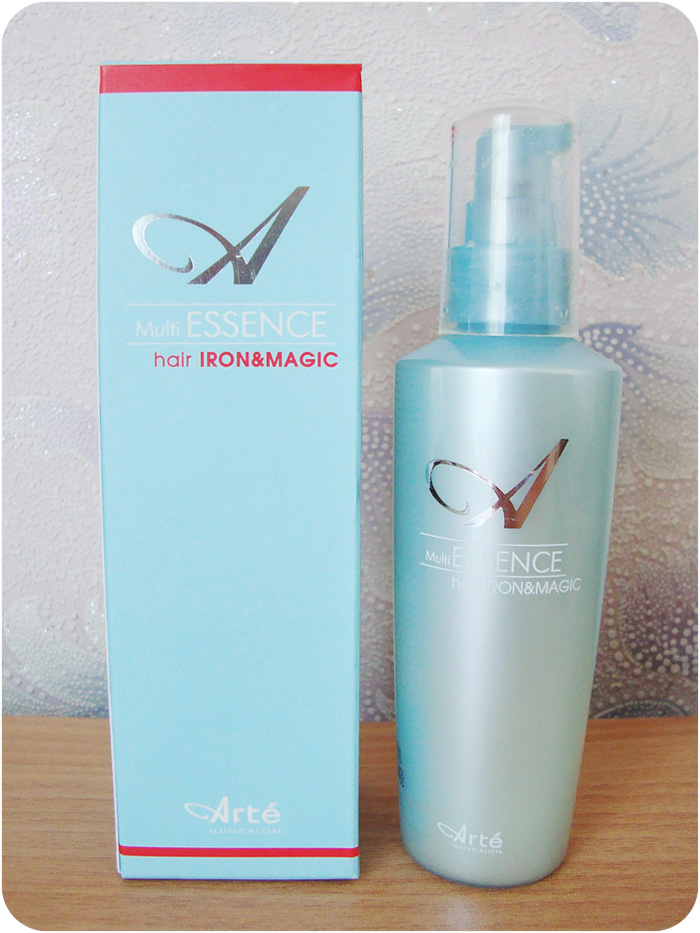 Arte, Hairs, Hair Iron&Magic, Multi Essence, Reviews