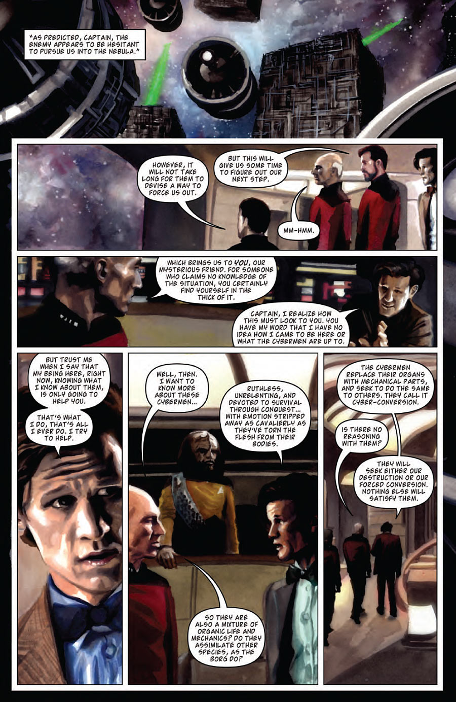 the trek collective  assimilation2  3 preview