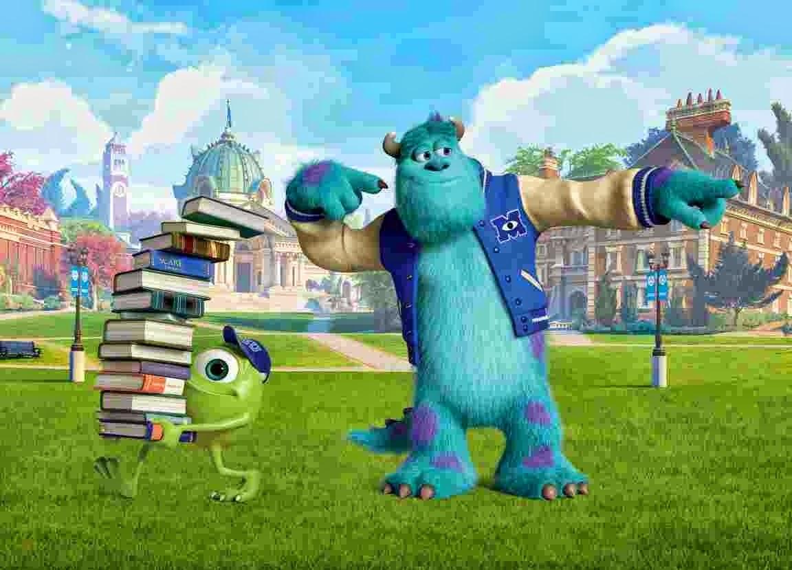 cartoon network walt disney pictures: monsters university (2013