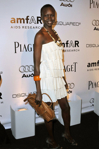 Love Is In My Hair: Hair Inspiration - Alek Wek