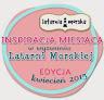 INSPIRACJA MIESIĄCA-KWIECIEŃ 2015-W WYZWANIU LATARNI MORSKIEJ