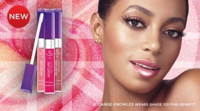 Solange Knowles nouveau visage de Rimmel London