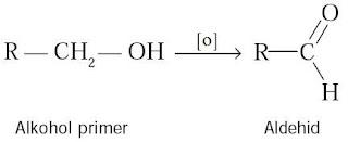 pembuatan aldehid