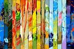 Tourbillons de couleurs #1