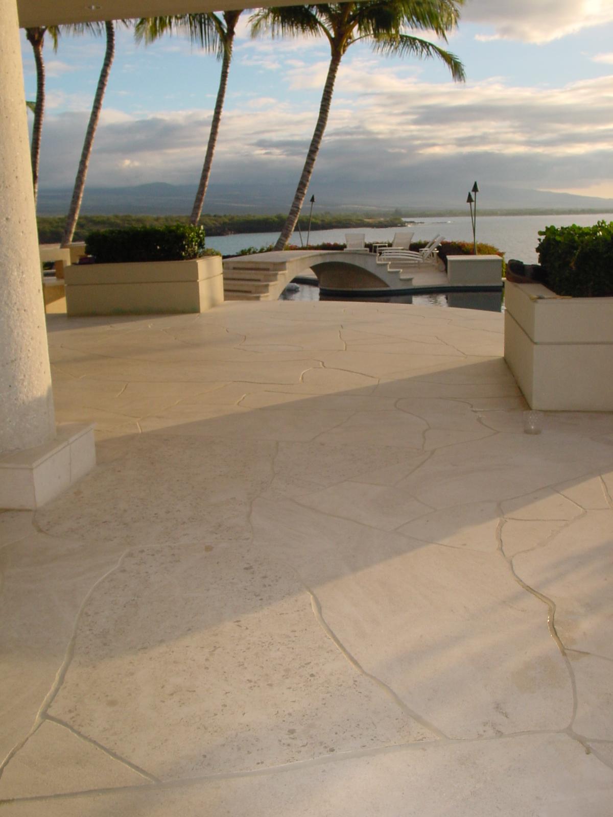 Limestone Restoration, Big Island