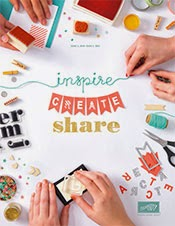 2015-2016 Annual Idea Book & Stamp Catalog