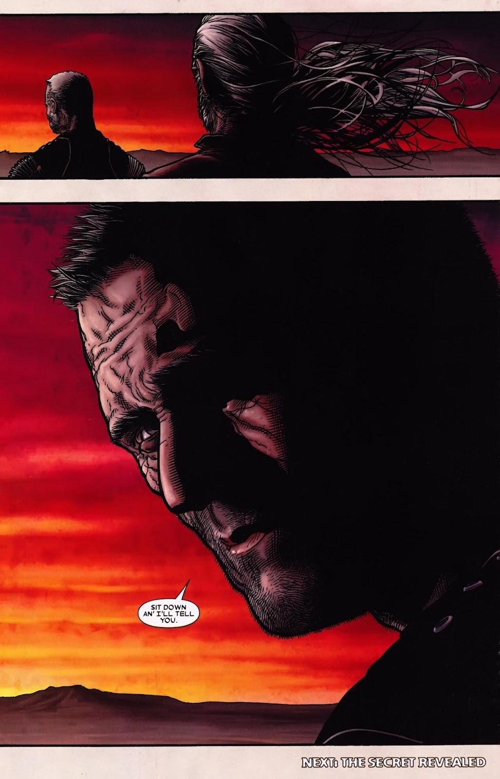 Read online Wolverine (2003) comic -  Issue #69 - 22