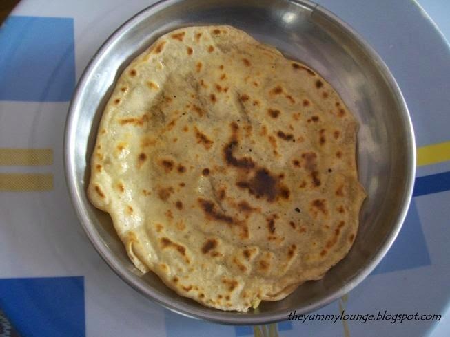 Puran Poli - Gujarati Puran Puri Recipe