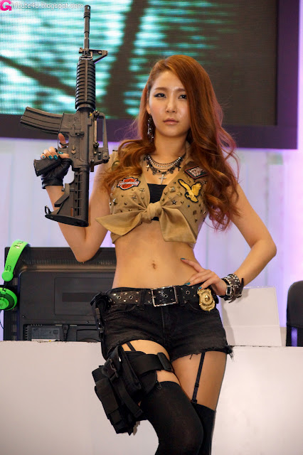 4 Bang Eun Young - G-Star 2011-very cute asian girl-girlcute4u.blogspot.com