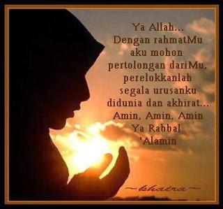Doa Allah Makbulkan