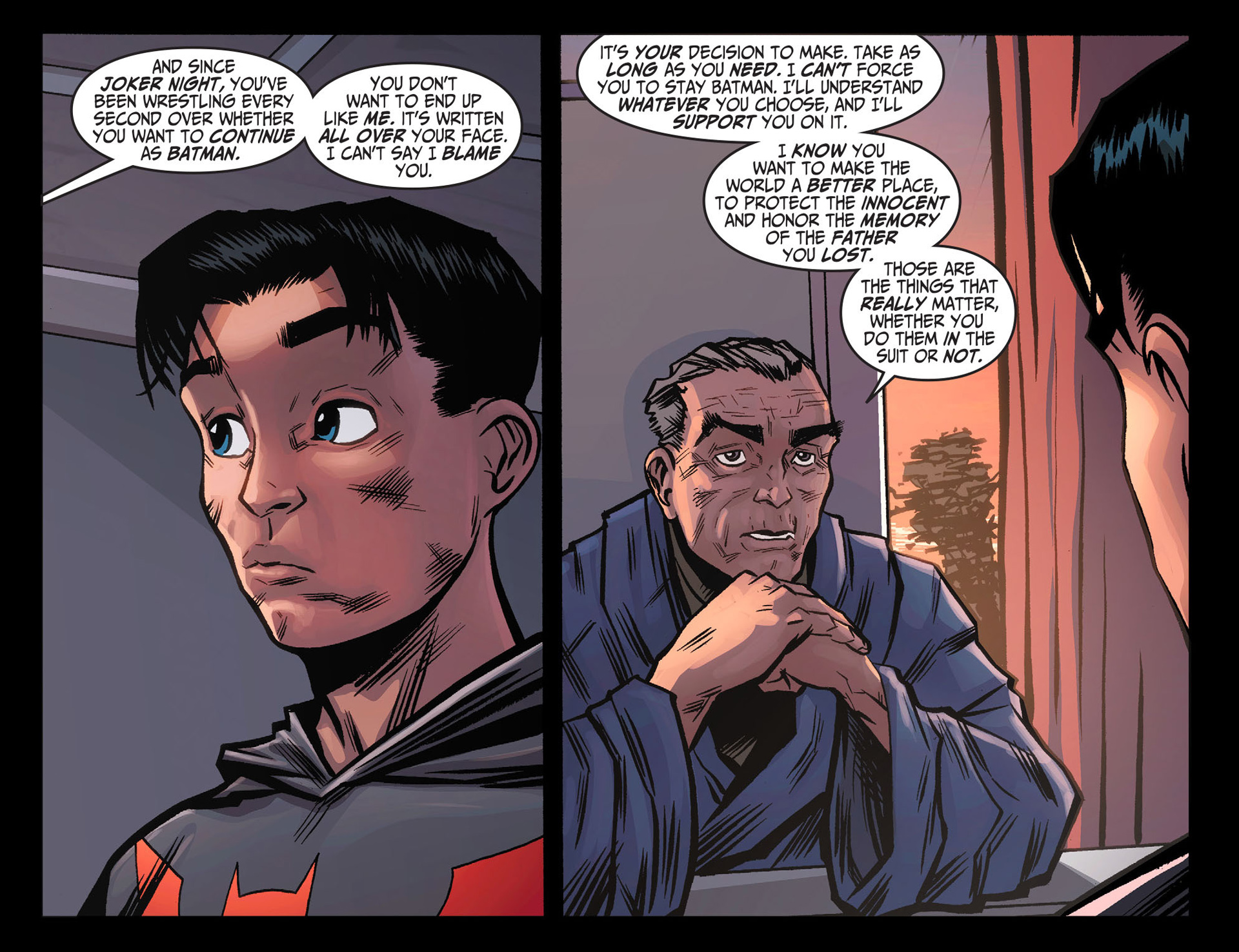 Batman Beyond (2012) Issue #26 #26 - English 20