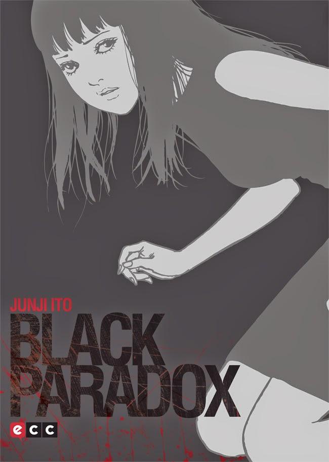 black paradox junji ito