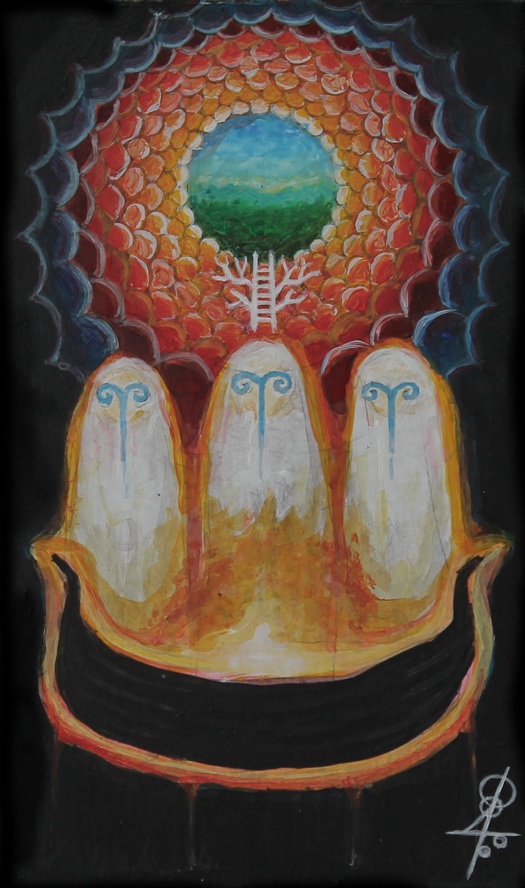 Славянская языческая тризна