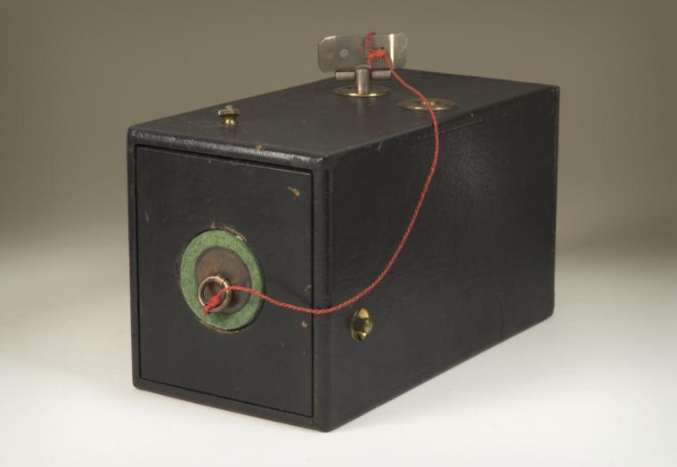 Fotografías primera cámara Kodak