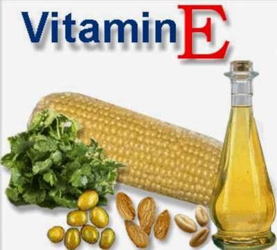 Tác dụng chữa lành vết thường của Vitamin E