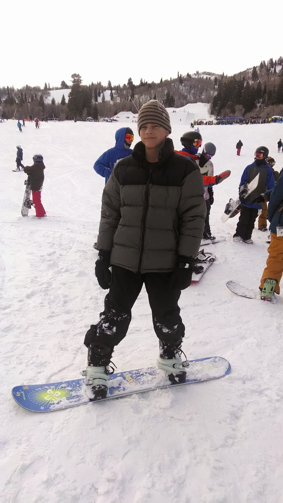 How to convince my parents to let me go away for school to snowboard?