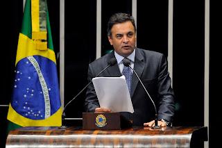 Aécio Neves Líder da Oposição