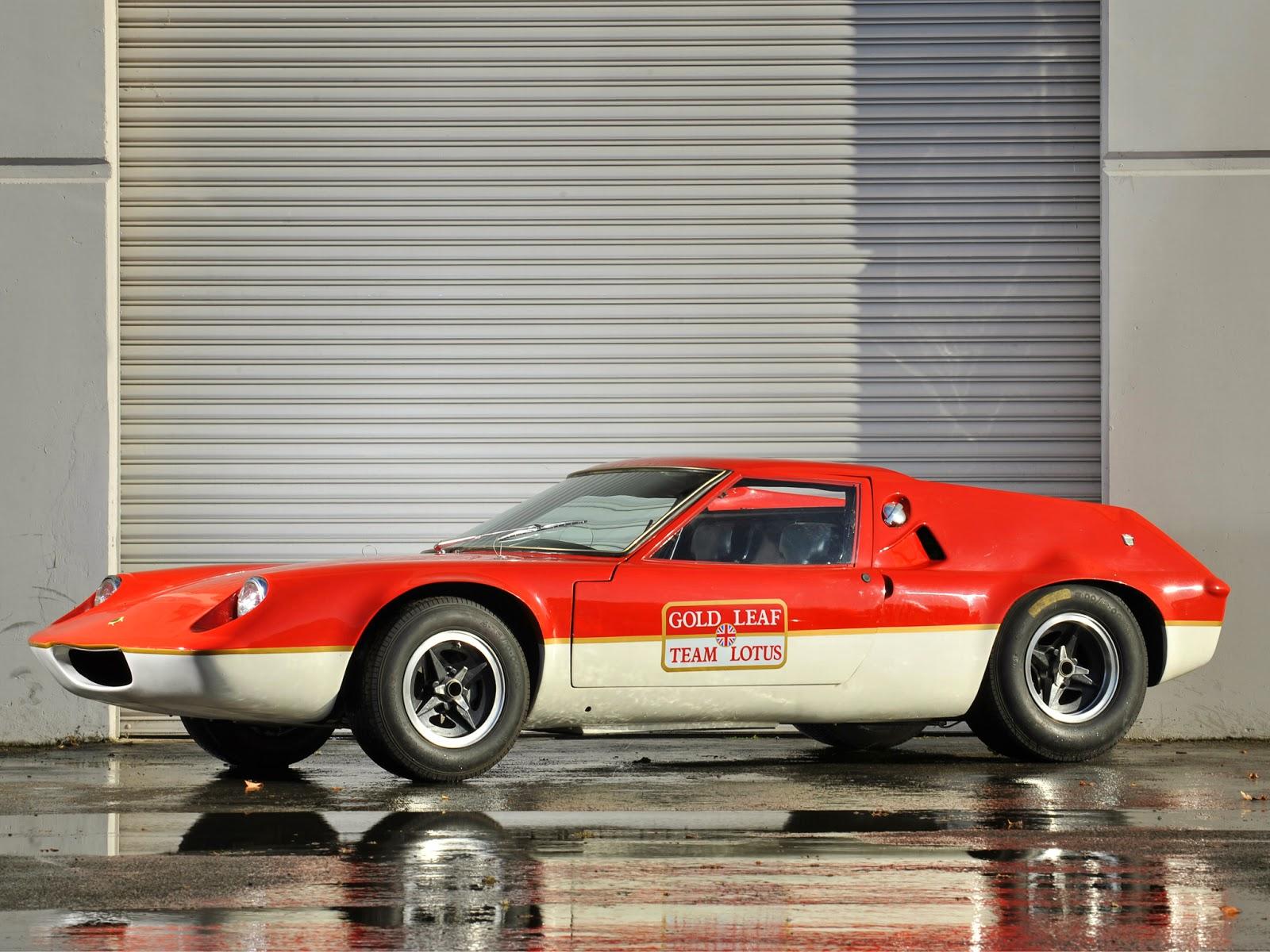1966 Lotus Europa Racing Car Type-47 race racing fg wallpaper | Top ...