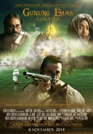 Film Gunung Emas Almayer