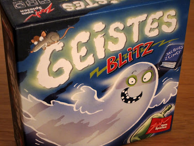 The box lid and artwork from Geistesblitz