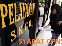 Syarat Minimal Yang Harus Dipersiapkan Untuk Mengikuti Tes CPNS 2013