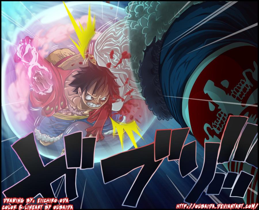 One Piece Chapter 719: Chinjao ơi, mở ra! 022