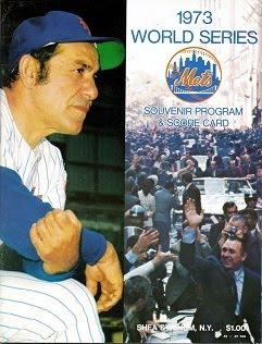 1973 NY METS VS. OAKLAND A'S