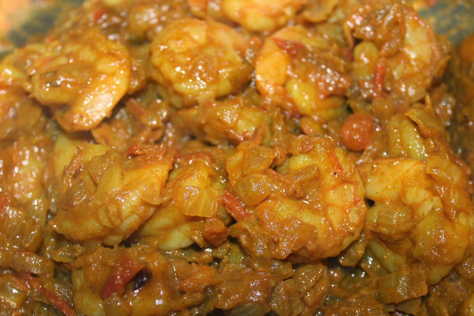 authentic and easy shrimp authentic and easy shrimp chemmeen curry ...