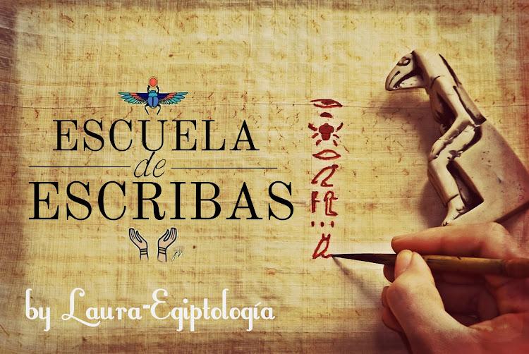 Escuela de Escribas - Laura Egiptología
