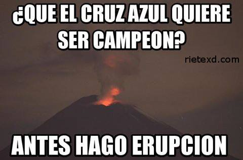 CRUZ AZUL VS AMÉRICA final torneo clausura liga mx  - imagenes chistosas del cruz azul campeon