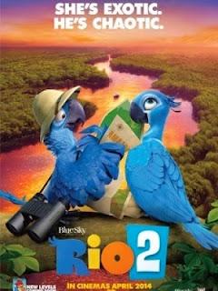 Vẹt Đuôi Dài 2 – Rio2