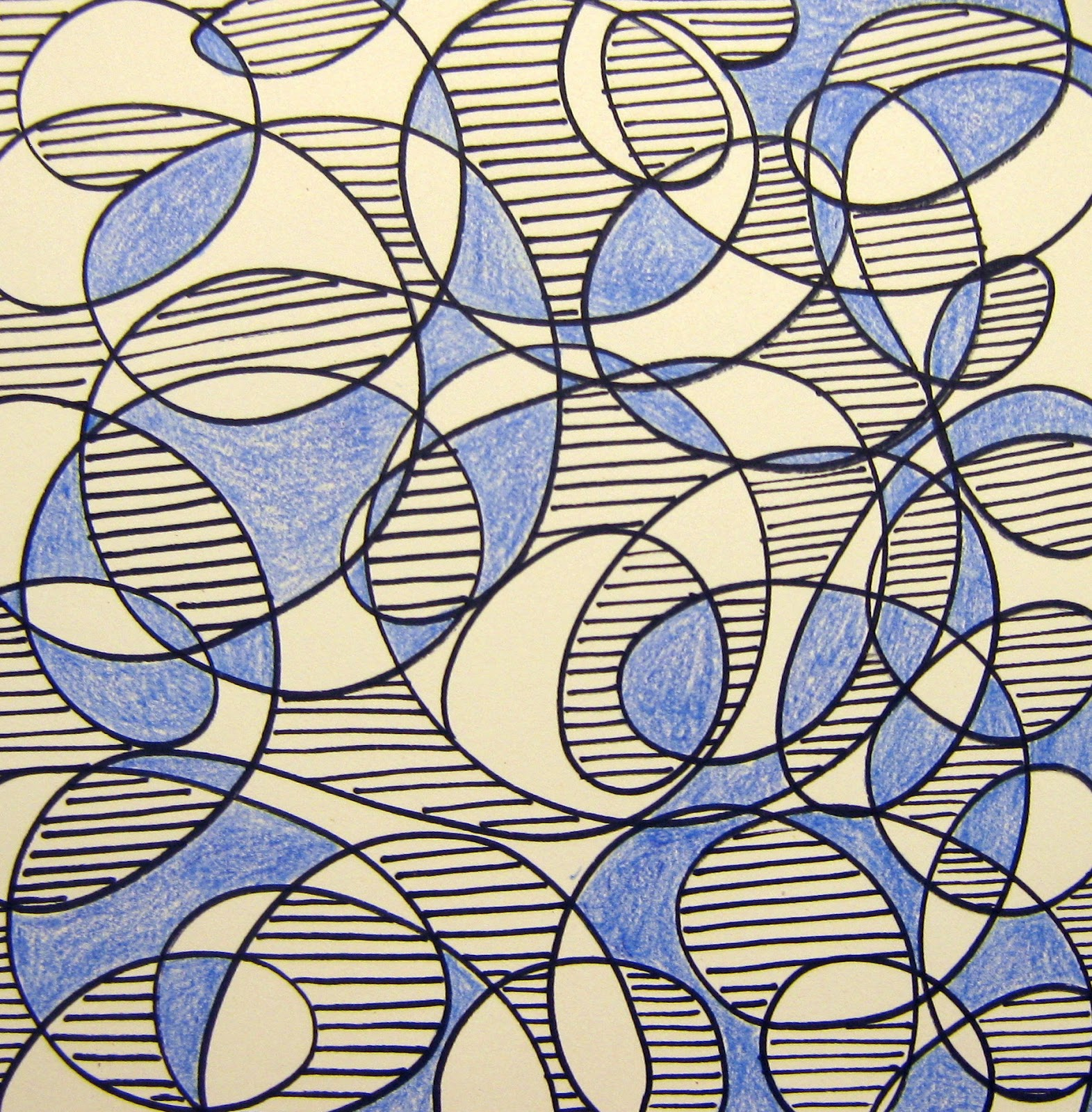 Line In Art And Design : Art in the middle school i love lines