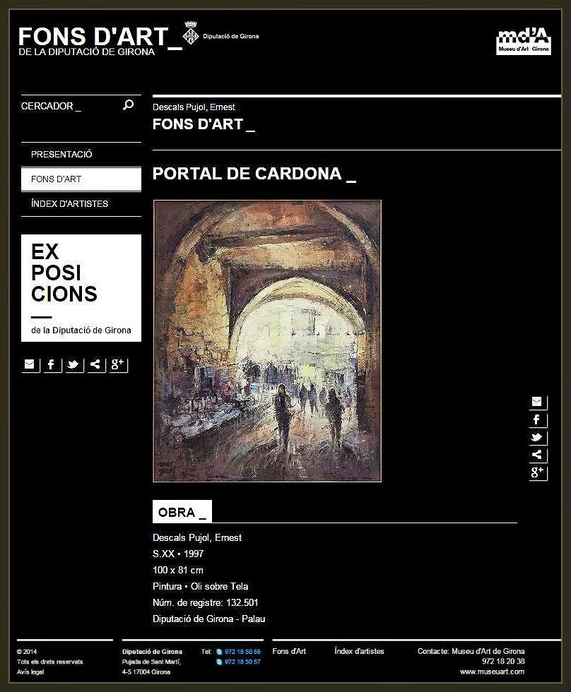 ART-PINTURA-GIRONA-DIPUTACIO-CARDONA-PINTOR-ERNEST DESCALS