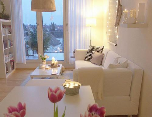 mencari ruang tamu minimalis