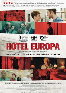 Hotel Europa Poster
