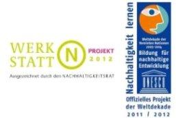 Ausgezeichnet vom Deutschen Nachhaltigkeitsrat 2011, 2012 und 2013