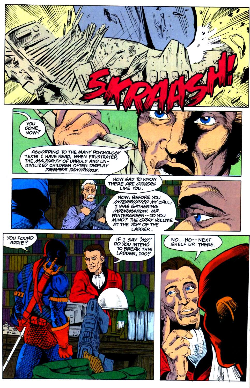 Deathstroke (1991) Issue #28 #33 - English 13